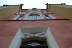 synagoga Royaltyfri Foto