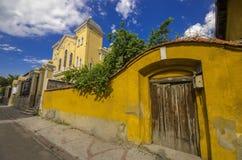 Synagoga i Edirne Arkivfoto