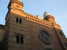 Synagoga w Timisoara Zdjęcie Royalty Free