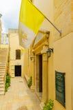 Synagogakyrkan i Nazareth Royaltyfria Bilder