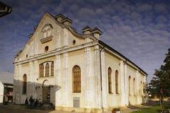 Synagoge. Stock Foto