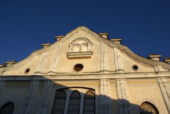 Synagoge. Stock Foto's