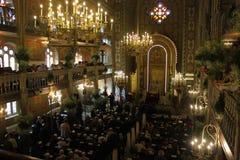 synagoge Stockbild