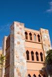 Synagoge stock afbeelding