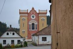 synagoge Royalty-vrije Stock Foto's