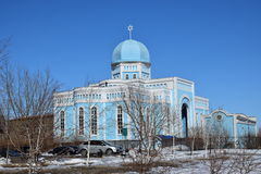 Synagoge in Astana Royalty Free Stock Photo