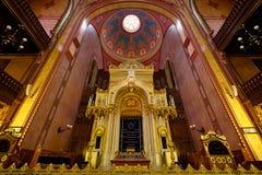 Synagoge in Budapest Lizenzfreie Stockfotografie
