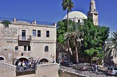 Synagoge Chabad Lubawitch lizenzfreies stockfoto