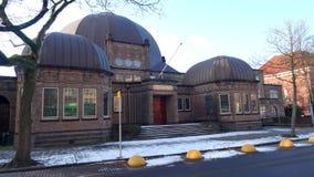 Synagoge in Enschede Stockfotos
