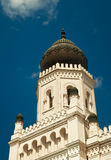 Synagoge in Hongarije stock afbeeldingen