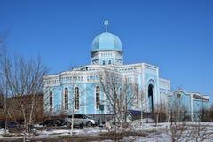 Synagoge i Astana Royaltyfri Foto