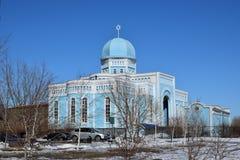 Synagoge i Astana Royaltyfri Bild