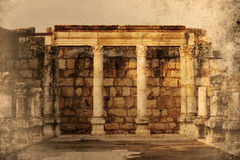 Synagoge Israël vector illustratie