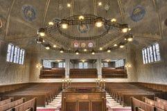 Synagogue à Enschede photographie stock