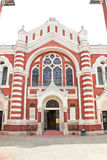 The Synagogue  in Brasov,  Romania Stock Images