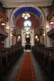 Synagogue de Pecs Photos libres de droits