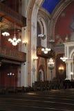 Synagogue de Pecs Photo stock