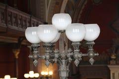 Synagogue de Pecs Image libre de droits