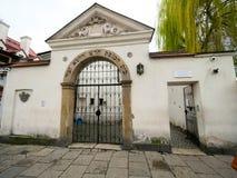 Synagogue de Remu à Cracovie photographie stock