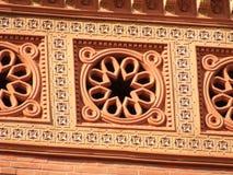 synagogue-facade-detail Royalty Free Stock Photo