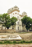 Synagogue in Gyor, Hungary, architectural theme Stock Photography