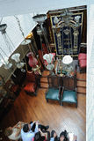 Synagogue Interior Royalty Free Stock Photo