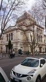 Synagogue juive à Rome, Italie Photographie stock libre de droits