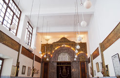 Marrakech synagogue Royalty Free Stock Photography
