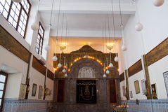 Marrakech synagogue Royalty Free Stock Image