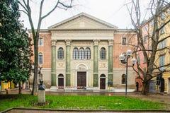 Synagogue, Modena Royalty Free Stock Photos