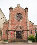 Synagogue of Obernai, Alsace, France Stock Photography
