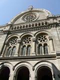 Synagogue, Paris Royalty Free Stock Photos