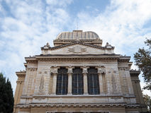Synagogue in Rome Royalty Free Stock Photos