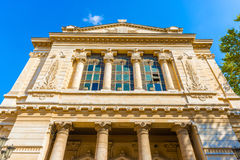 Synagogue in Rome, Italy Royalty Free Stock Photo