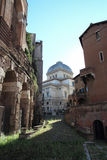 Synagogue in Rome Stock Photography