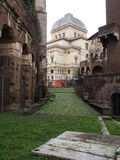 Synagogue in Rome Stock Photos