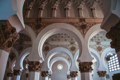 Synagogue Santa Maria la Blanca Royalty Free Stock Images