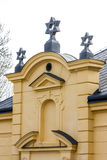 Synagogue, Trebic Royalty Free Stock Image