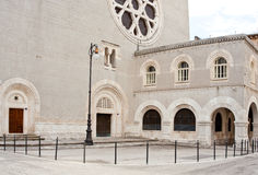 Synagogue in Trieste Royalty Free Stock Photos