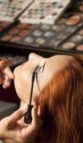 Synar Makeup Arkivfoton