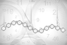 Synchronise le fond Image libre de droits