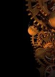 Synchronisez les travaux Image libre de droits
