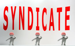 syndicat Images stock