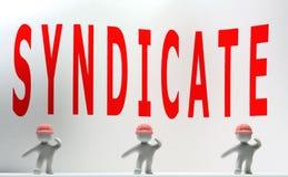 Syndicate Imagens de Stock