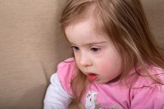 syndrom dziewczyny. obrazy royalty free