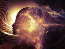 Synergies of Inner Geometry Stock Image