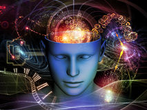 Synergies of the Mind Stock Photos