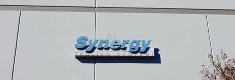 Synergisme het Bewerken Systemen, Memphis, TN stock fotografie