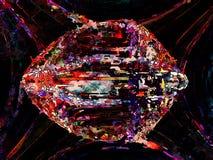 Synergismen van Kleurenafdeling Royalty-vrije Stock Afbeelding