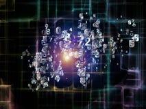 Synergismen van Netwerk Stock Foto's